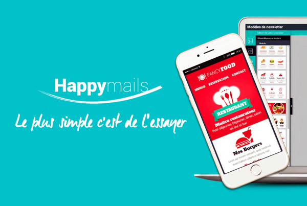 Happy mails