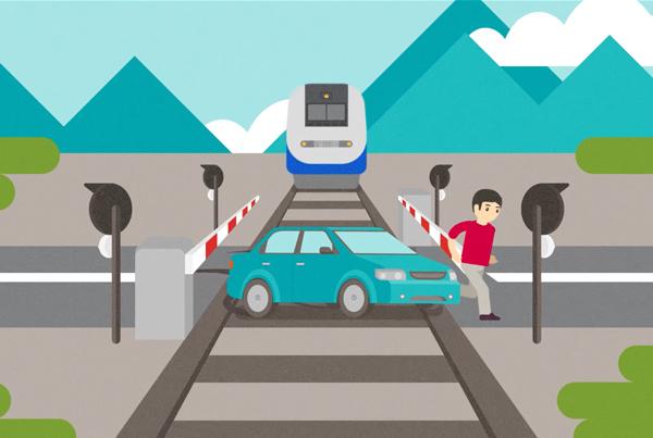 SNCF – Passages à niveaux