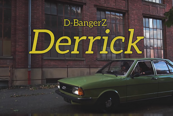 D-BangerZ – Derrick