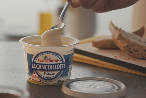 Cancoillotte Le Francomtois – Spot TV